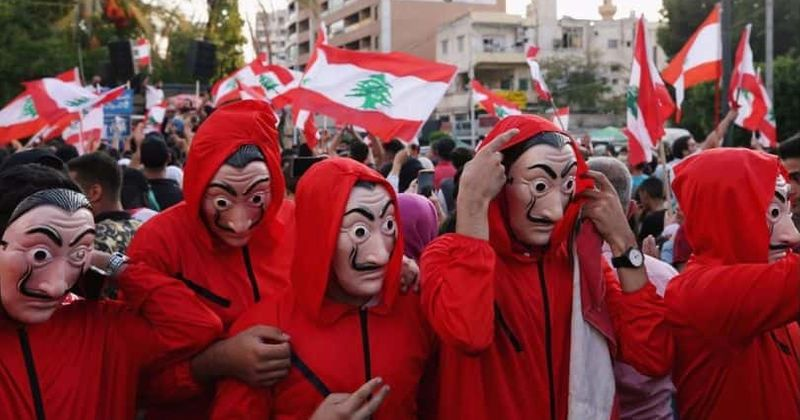 Money Heist Dali Mask and Red overalls